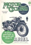 Motor Cycling Magazine 28th Sept 1944 !!! RARE !!! WW2 ISSUE